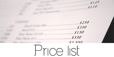 Click to see price list